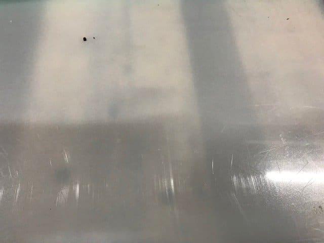 POM lasersnijden zonder folie