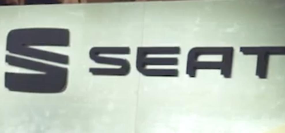 Lasersnijden letter IAA Seat