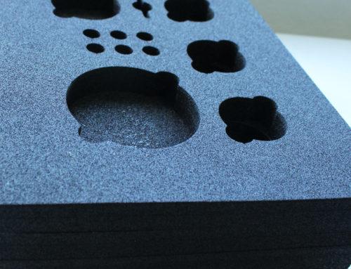 PE Foam lasersnijden