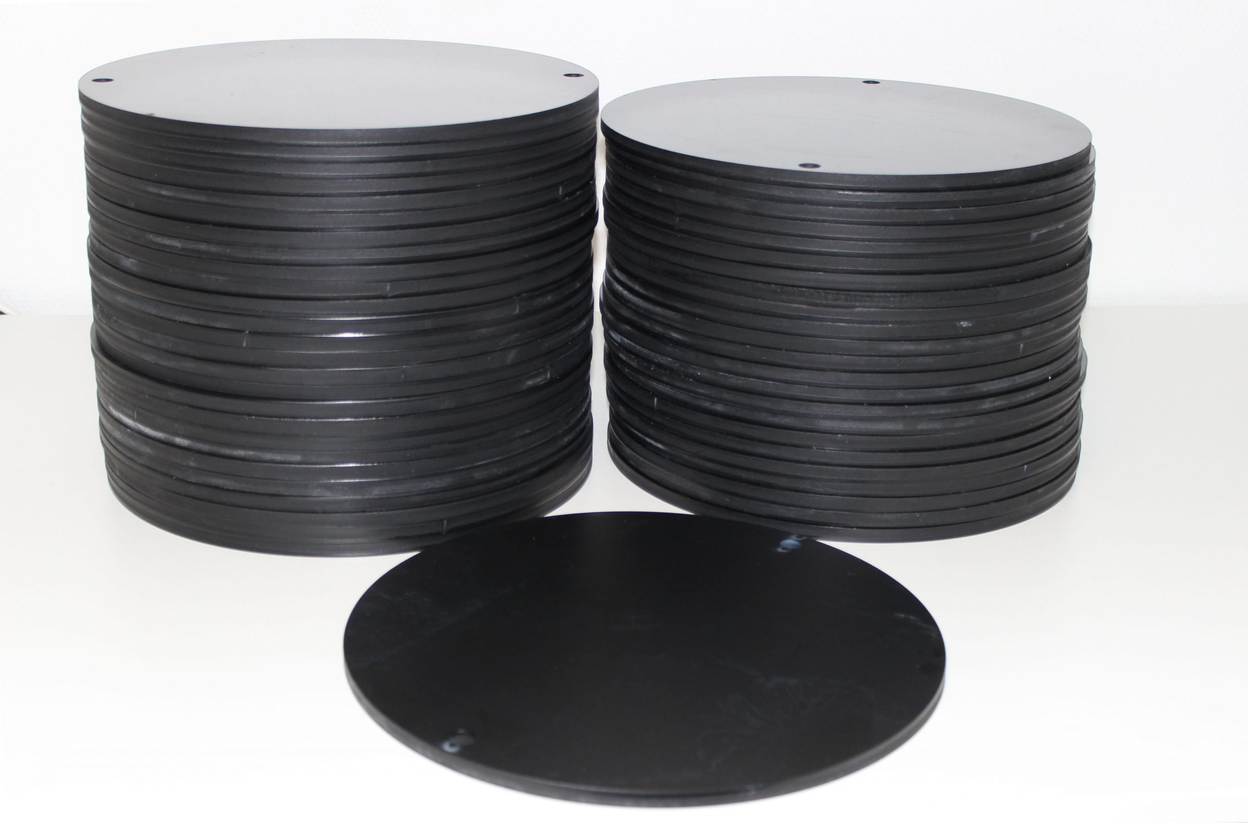 HDPE onderdelen eco lasersnijden