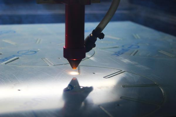 PETG lasersnijden