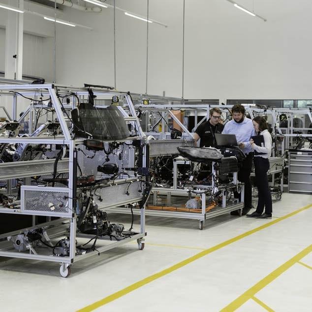 Lasersnijden kunststof voor machinebouw