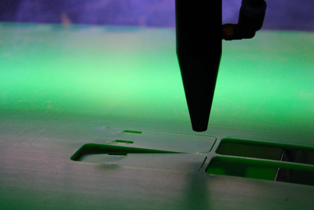 HMPE Online lasersnijden