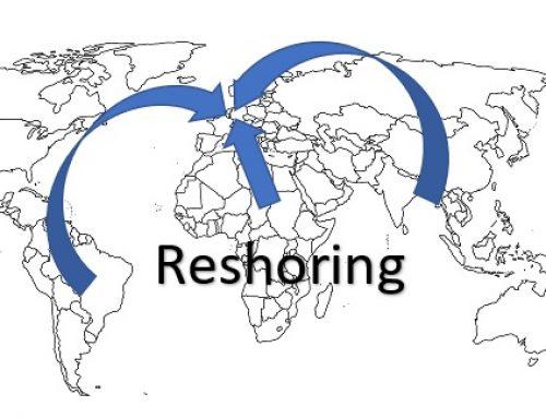 Reshoring ter versterking Nederlandse maakindustrie