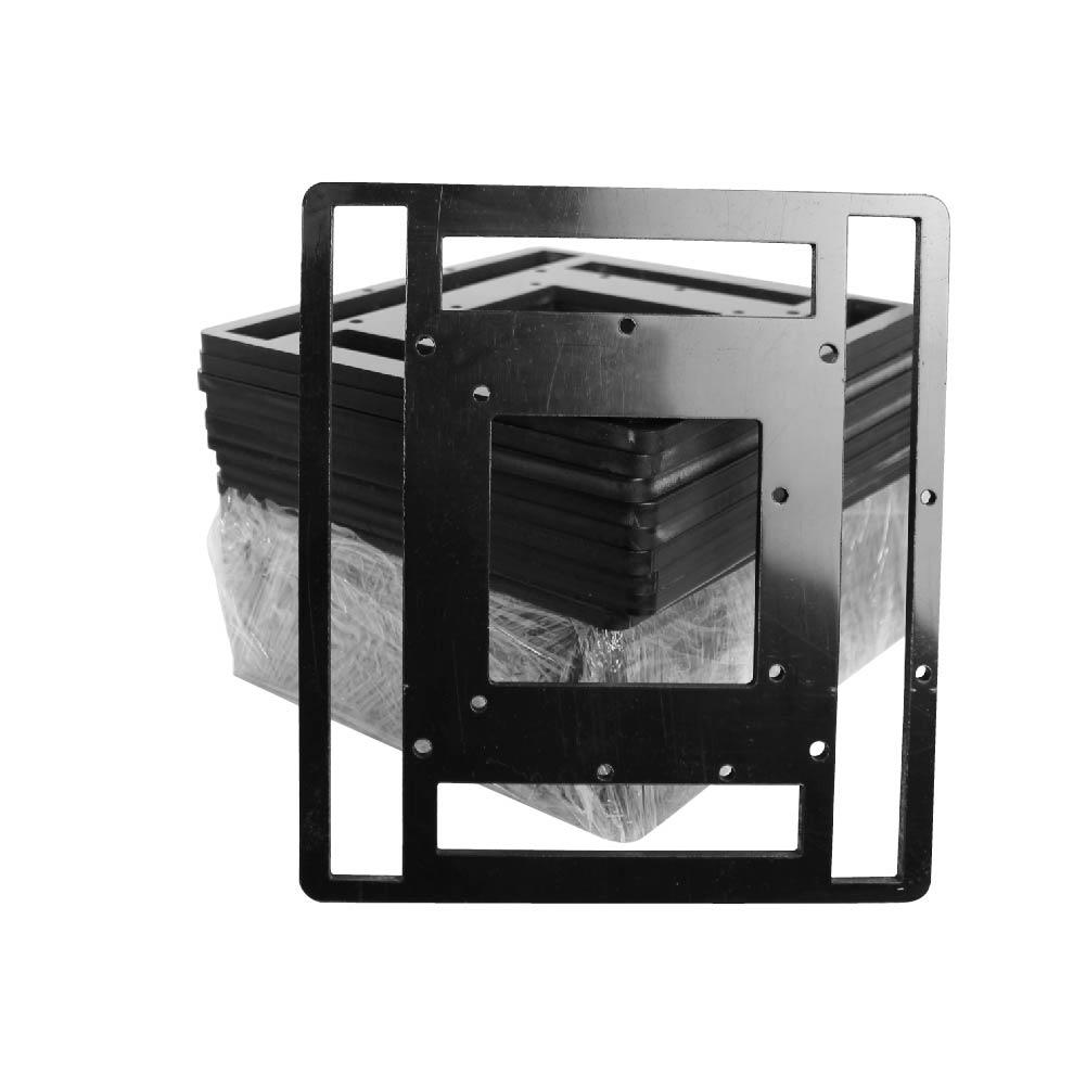 HDPE 4mm lasersnijden